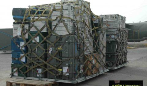 Eufor Tchad 1: un défi logistique avant tout
