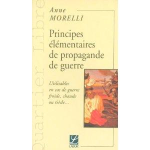 Les dix principes de la propagande de guerre