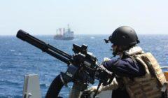 Première mission d'accompagnement pour Atalanta