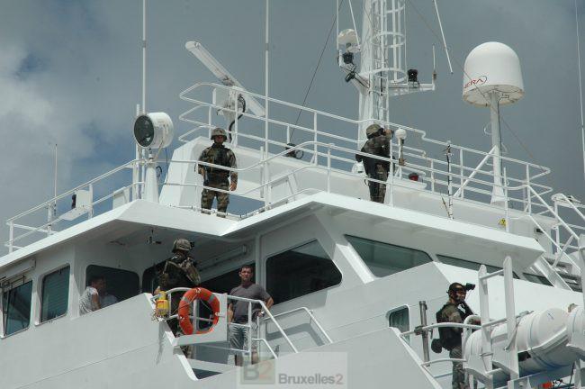 Aux Seychelles, en quête de protection contre les pirates somaliens