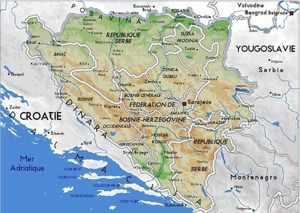 La Bosnie-Herzégovine en voie de stabilisation. Les missions européennes se replient