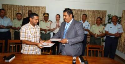Une nouvelle base anti-pirates pour les gardes-côtes seychellois financée