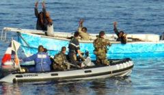 Première arrestation de pirates pour EUNAVFOR