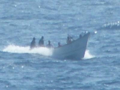 7 pirates arrêtés par Eunavfor condamnés au Kenya