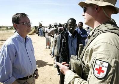 Utiliser les battlegroups en cas de catastrophe ?