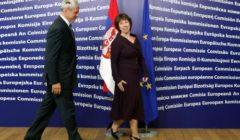 Rencontre Tadic-Ashton: la Serbie évolue sur le Kosovo et gagne un galon européen