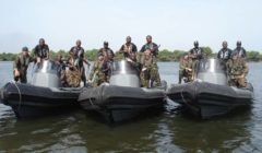 3 Français capturés près des côtes du Nigeria. A distinguer de la Somalie