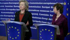 L'appel à une réforme économique au Pakistan d'Hillary Clinton et de Cathy Ashton