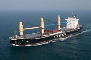 Le MV Izumi capturé par les pirates