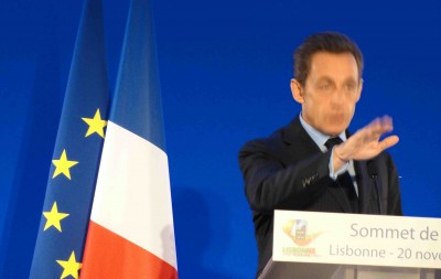 Le «Off» de Sarkozy à Lisbonne. Ou comment s'amuser aux dépens des journalistes