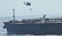 La marine néerlandaise libère par la force un navire allemand