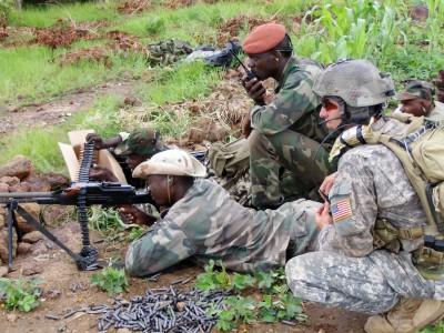 L'Africom s'exerce avec les troupes du Sahel et quelques Européens