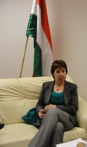 Evacuer les Européens de Libye: «une mission difficile, complexe».  Entretien avec Cathy Ashton