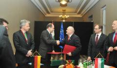 Un accord de coopération sur la logistique entre Hongrie et Allemagne