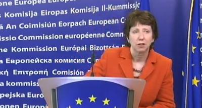 Cathy Ashton revisite Lisbonne et abandonne la PSDC en rase-campagne