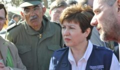 K. Georgieva : Tripoli doit garantir l'accès aux organisations humanitaires