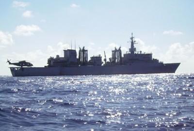 Les moyens de l'opération d'embargo sur les armes «Unified Protector» (Maj5)
