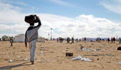 Pas de demande d'assistance l'OCHA à l'UE, pour l'instant (Maj)