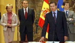Un proche de Zapatero, représentant spécial de l'UE pour le sud Méditerranée ?