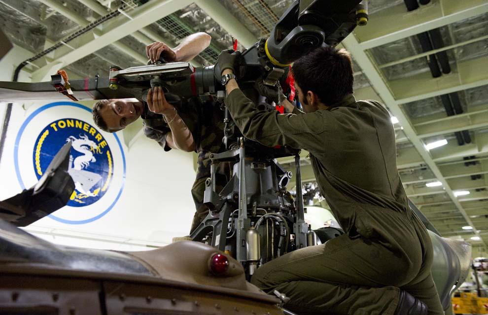 Les premières leçons de l'opération en Libye selon l'Amiral Guillaud