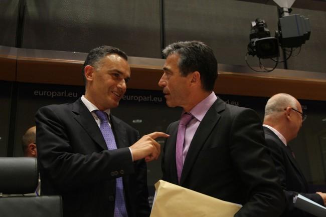 Arnaud Danjean : l'Europe doit apprendre à s'assumer toute seule