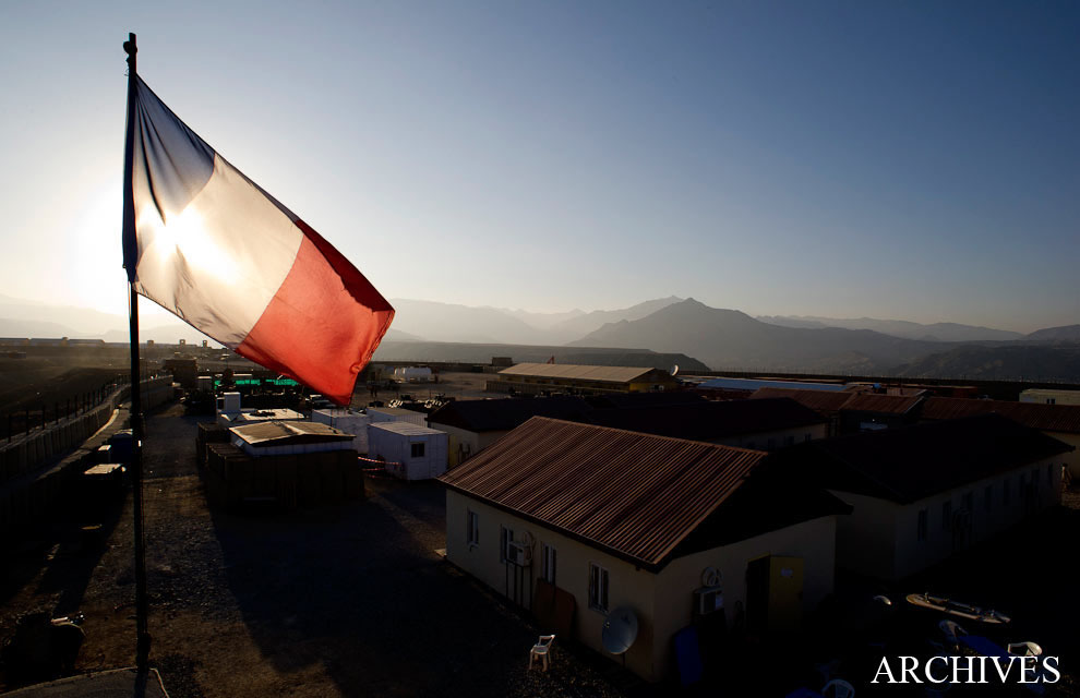 Un tournant dans la politique afghane de la France ?