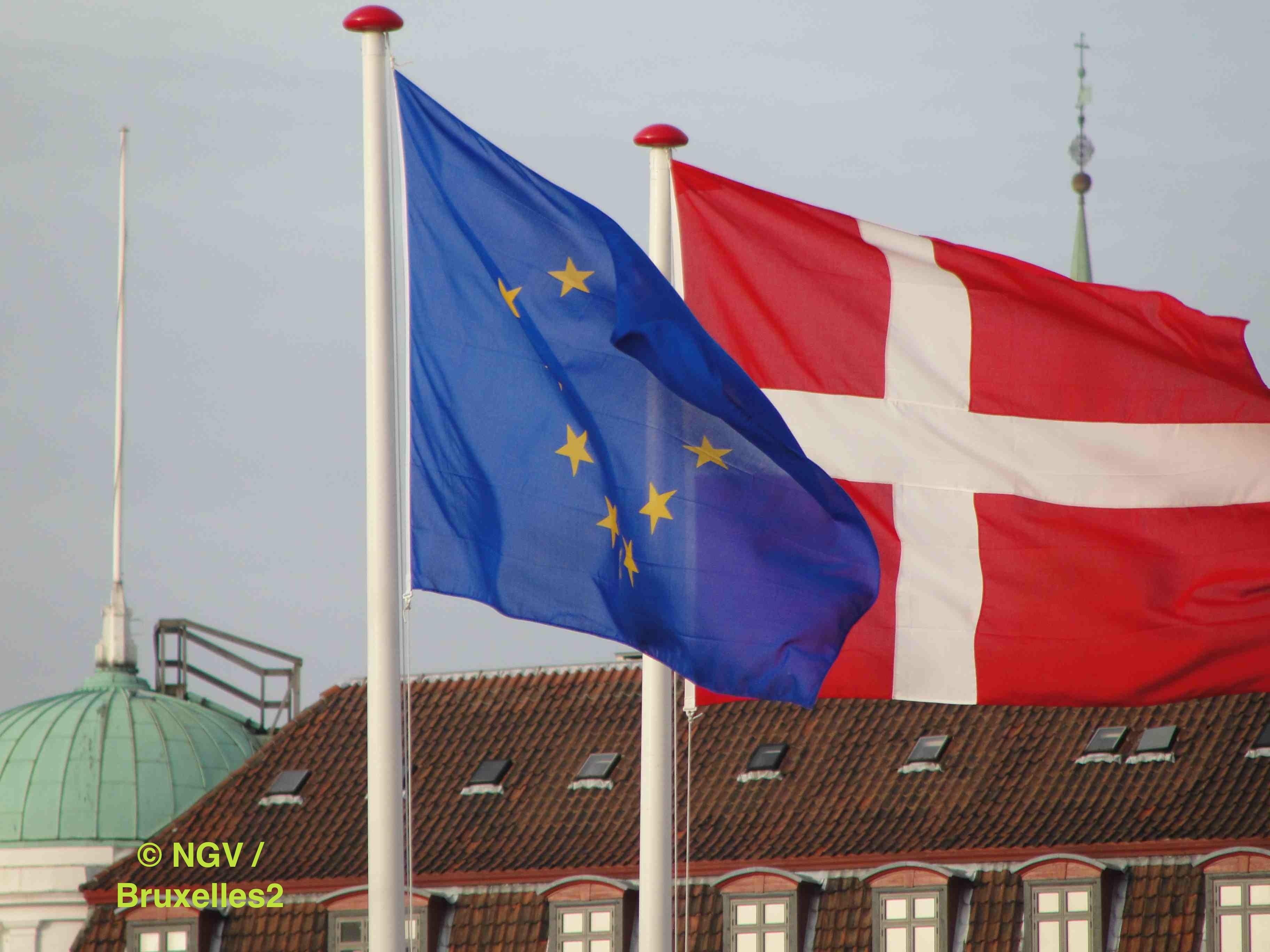 Et le Danemark réintègrera l'UE et sa politique de défense (Maj)