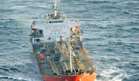 Le tanker utilisé comme bateau-mère par les pirates est neutralisé