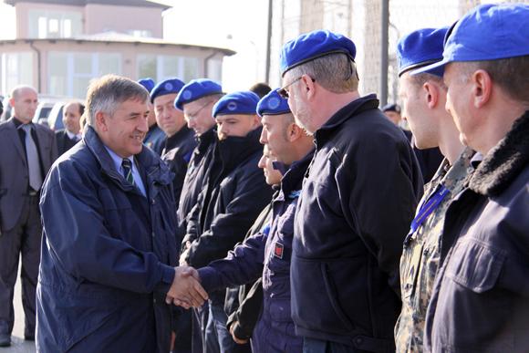 La mission Eulex au Kosovo va être revue