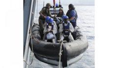 Et 18 suspects de plus aux Seychelles
