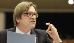 Le plan d'action de Verhofstadt pour la Syrie. Son appel à la Haute représentante