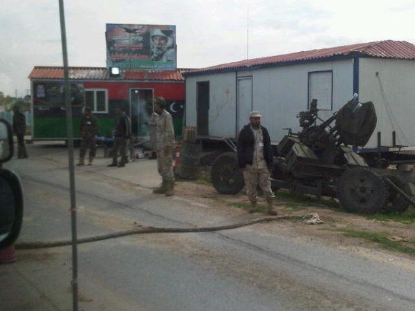 La mission européenne en Libye d'assistance à la sécurité. Il faut aller vite (Ana Gomes)