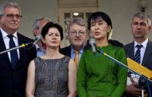 La Birmanie retrouve une couleur démocratique, l'UE envoie une mission électorale