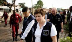 La MIC déclenchée après les explosions à Brazzaville