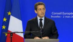 Sarkozy: «Syrie: un scandale. Pas d'action sans résolution du Conseil de sécurité» (Maj)