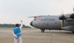 L'A400M en tournée asiatique