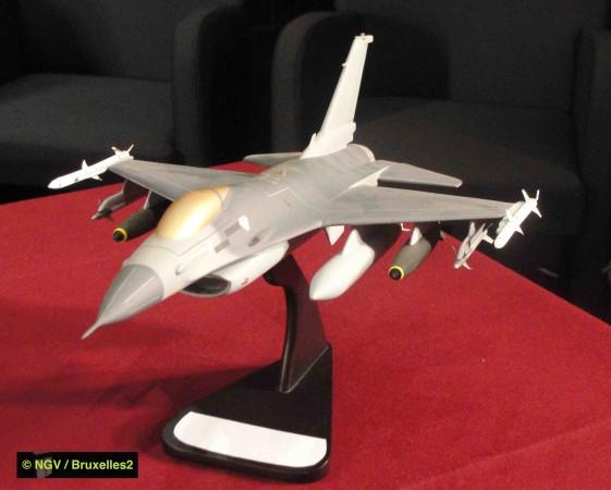Les pays du Benelux scellent une entente de défense. Une aviation de combat commune ? (maj2)