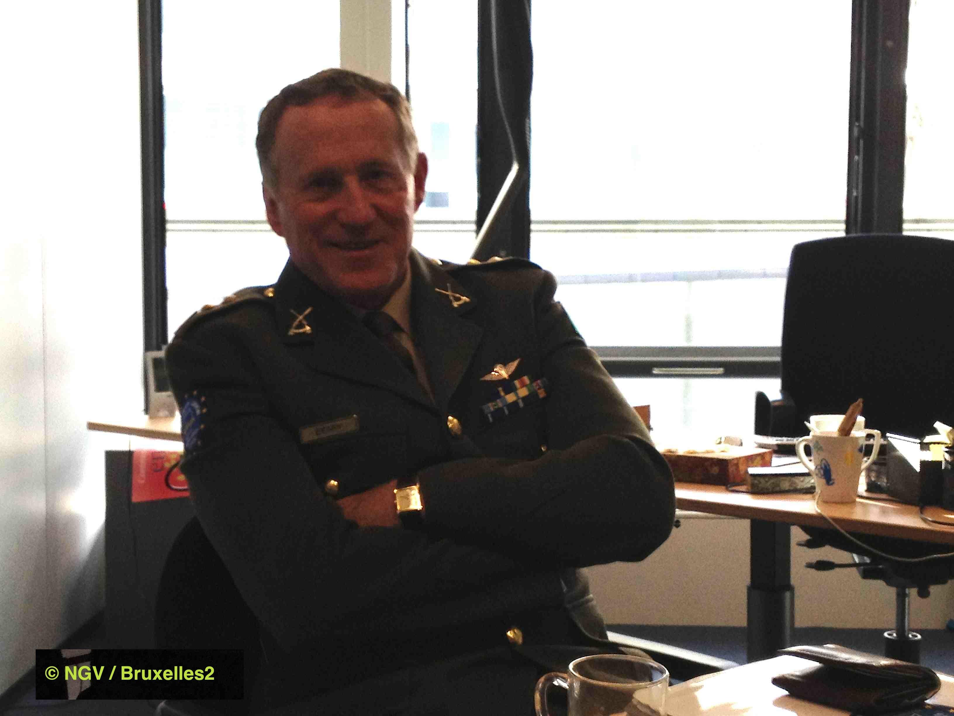 Col. Beary (EUTM Somalia) : former les Somaliens, un bon investissement !