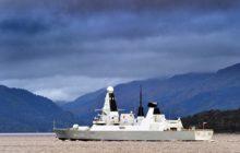 Ca grogne dans les rangs de la Royal navy