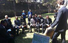Visite de diplomates africains en Géorgie