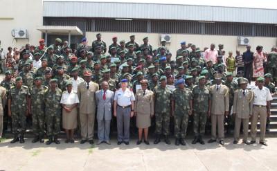 Congo : priorité à la réforme de sécurité, pour les ONG