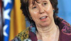 Le futur de Cathy Ashton est-il en pointillé ?