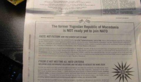 La Macédoine/Fyrom dans l'OTAN, disent les Grecs de Chicago