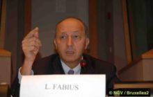 Fabius nommé au Quai d'Orsay (maj). Le Alain Juppé de gauche