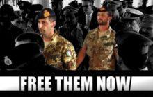 Les 2 fusiliers-marins italiens libres de leurs mouvements en Inde (Maj)