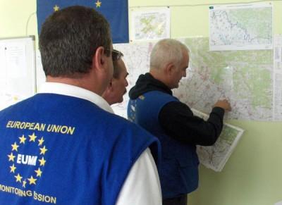 Incident à Gali (Abkhazie), la mission européenne inquiète