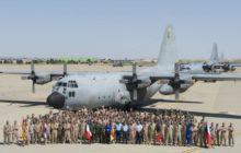 Photo de famille des équipages participant à l'EATT 2012 (© EATC European Air Transport Command 2012)