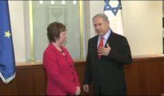 Catherine Ashton appelle Israël à revenir sur l'expansion des colonies