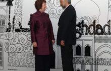 Catherine Ashton et Said Jalili sont désormais de vieilles