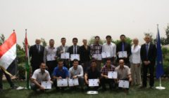 La mission EUJUST Lex en Irak prolongée jusqu'à fin 2013